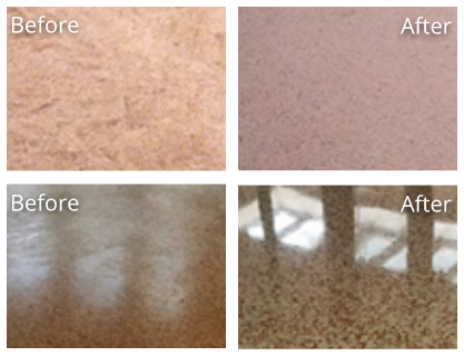Marblelife Terrazzo Cleaning And Restoration Orlando